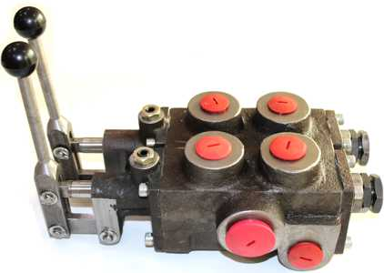 Panchal Engineers - Nashik, India - control valve assembly